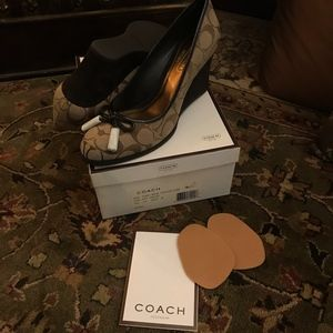New Coach Irene Shoes A3821 7.5